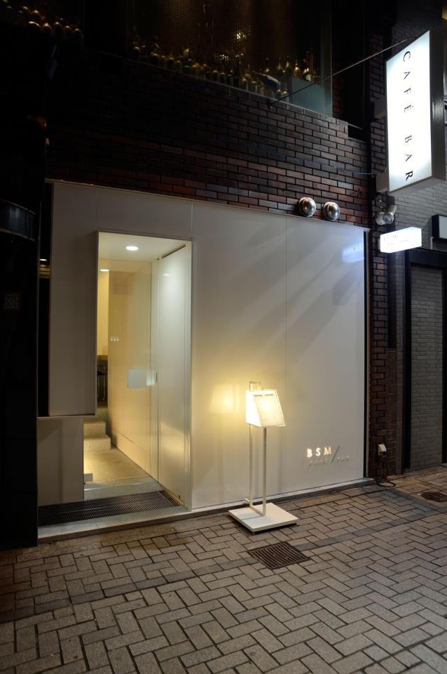 新宿カフェ&バー BSMの外装