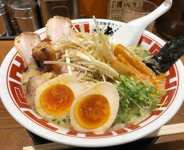 【食べログ3.5以上】池袋のおすすめラーメン・つけ麺店40選【東口・西口】
