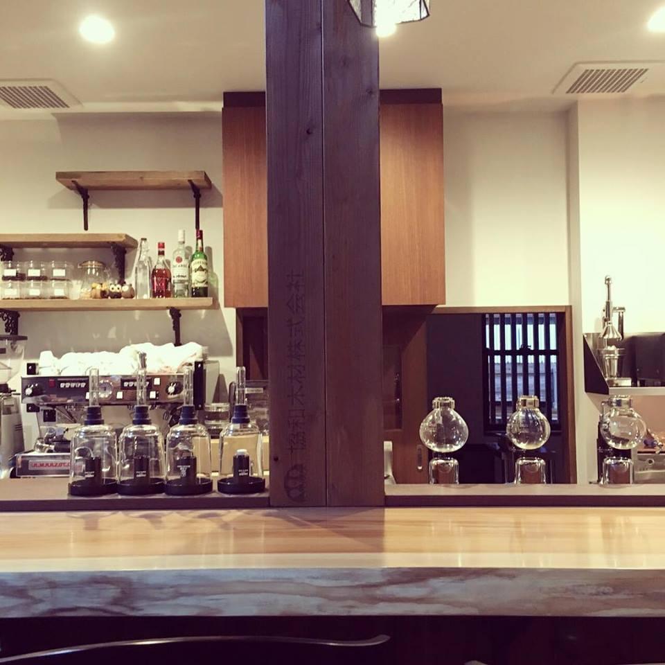 神楽坂のおすすめランチコーヒー内観