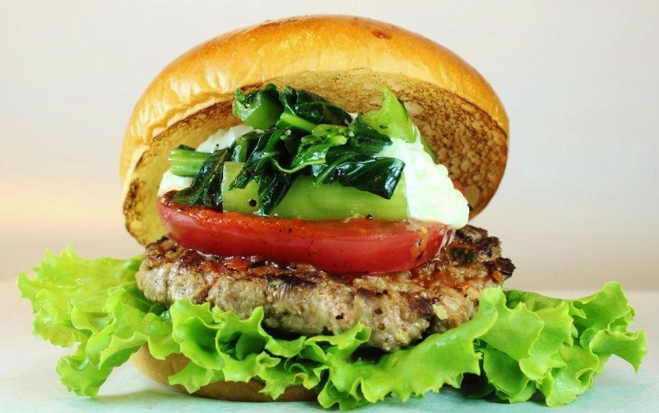 表参道のハンバーガーショップ・the 3rd Burger