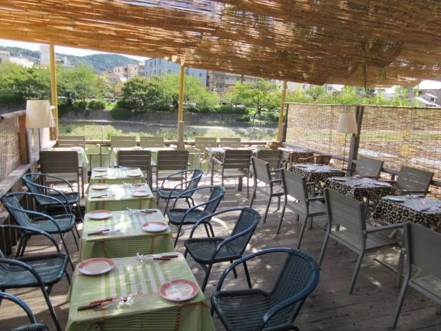 河原町のビストロ・イカリヤ食堂