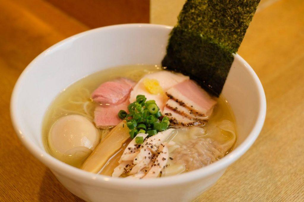 荻窪のラーメン屋・麺屋 正路
