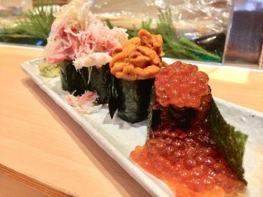 【食べログ3.5以上】神田の人気おすすめ寿司ランキングTOP7