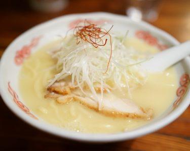 【食べログ3.5以上】日暮里のおすすめラーメン・つけ麺店8選