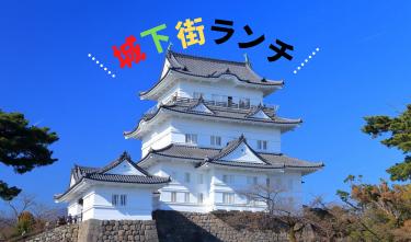 歴史ロマンいっぱい! 城下町「小田原」のおすすめランチスポット 13選