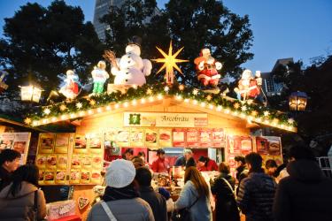 「東京クリスマスマーケット2020 in日比谷公園」、12月10日(木)~開催!