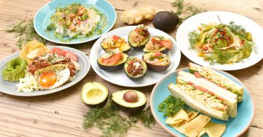 食事を楽しみカラダも元気に!デリバリー専門店「アボカドとジンジャーと。」、代々木にオープン!