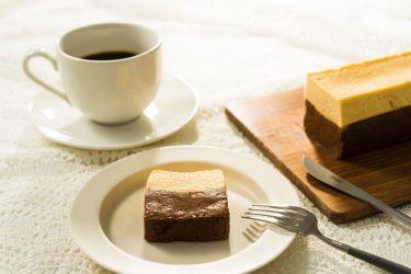ホワイトデーに贈りたい!世界初となる完全食チョコレートを使ったベイクドショコラチーズケーキが登場