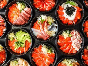 好きなお刺身ランキング上位のサーモンの丼を自宅で!新宿と渋谷に「サーモンめし屋」オープン