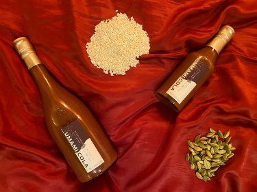 """""""クラフトコーラ×日本酒""""の世界初コラボ!美味しくてカラダに良い「UMAMI COLA」発売"""