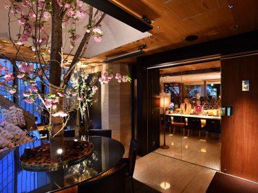 オーセンティックバー「MORI BAR GRAN」でお花見を!桜ドリンクを無料サービス