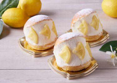 農薬不使用の国産レモンをトッピング!ホテルオークラ東京ベイが、「瀬戸田レモンのマリトッツォ」を期間限定販売