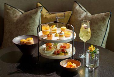 初夏を彩るマンゴーを贅沢に使用!フォーシーズンズホテル東京大手町が、「マンゴー サマー アフタヌーンティ」開始