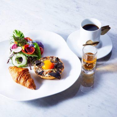 こだわり抜いた素材で作る至極の朝食!スイーツ店「LOUANGE TOKYO Le Musee」が、朝食プレートを提供開始