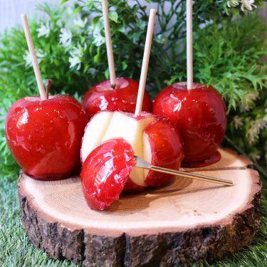 こだわりの本格スイーツりんご飴が博多阪急に登場!りんご飴専門店「代官山Candy apple」が初出店