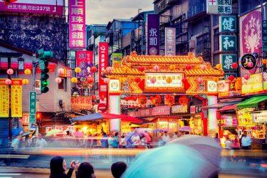 アジアの屋台を再現!台湾を中心としたアジアン屋台「熱烈観光夜市」が、京都にオープン
